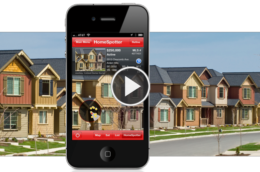 HomeSpotter - augmented reality + real estate in action!